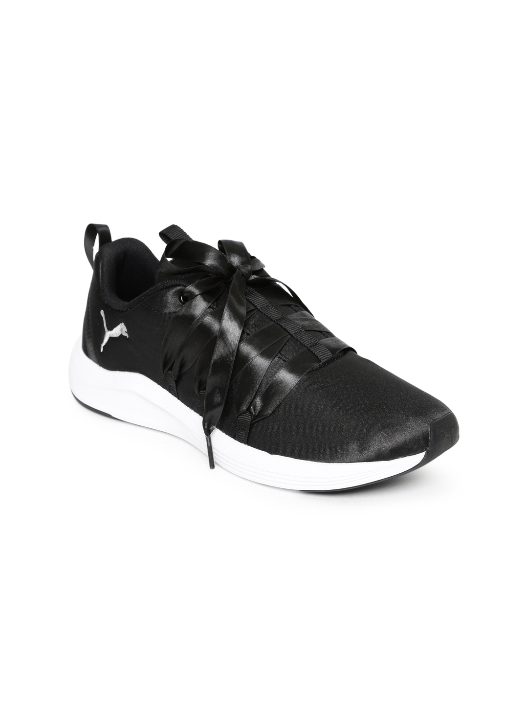 d33c6608d3cf9 Buy Puma Women Black Prowl Alt Satin Wn S Running Shoes - Sports ...