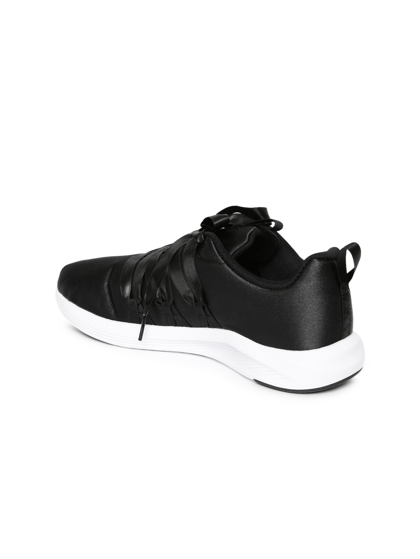 5bb6fbda146a Buy Puma Women Black Prowl Alt Satin Wn S Running Shoes - Sports ...