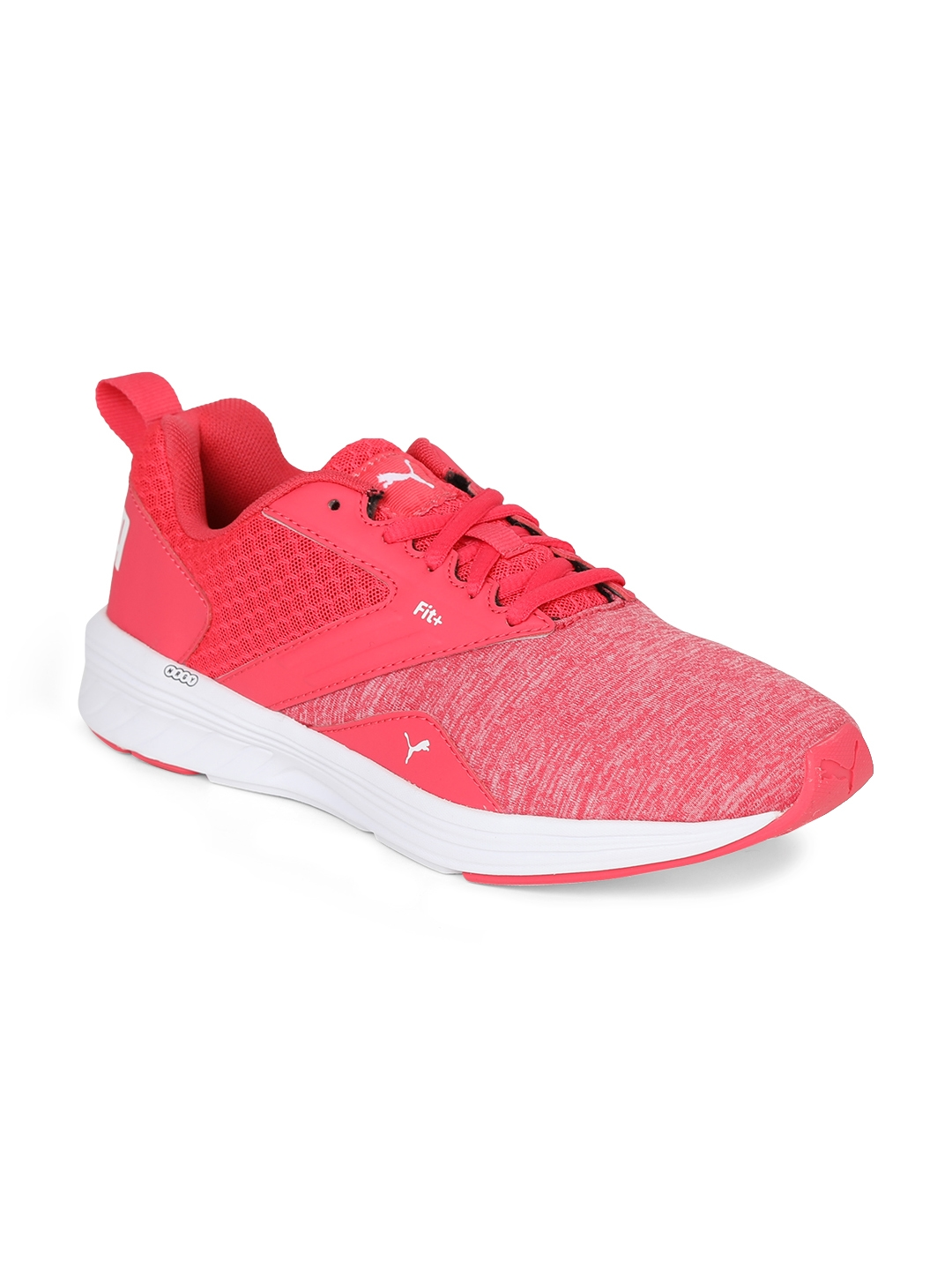 81c37843773 Buy Puma Unisex Pink NRGY Comet Running Shoes - Sports Shoes for ...
