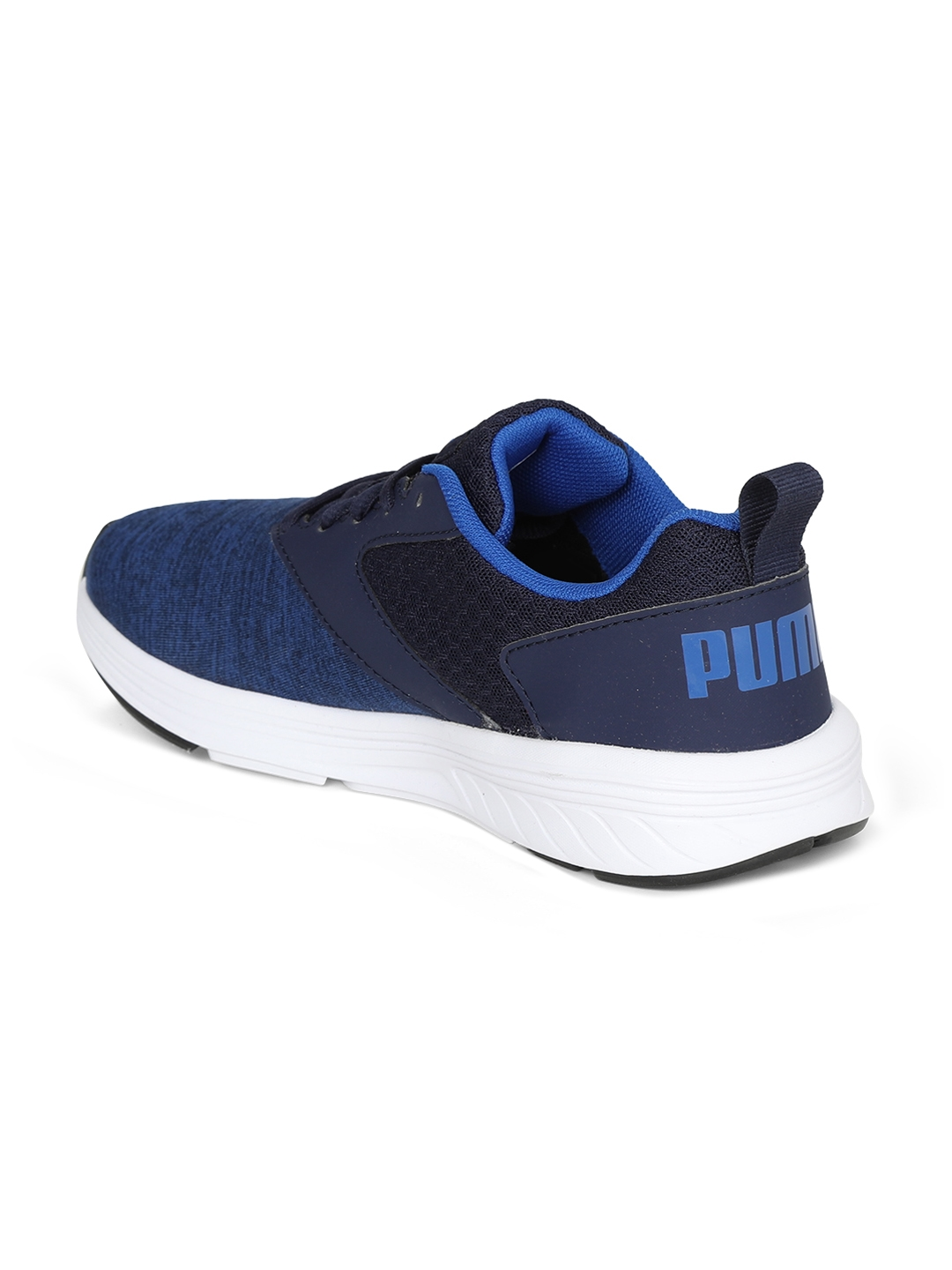 f3c7315233bc Buy Puma Unisex Blue NRGY Comet Running Shoes - Sports Shoes for ...