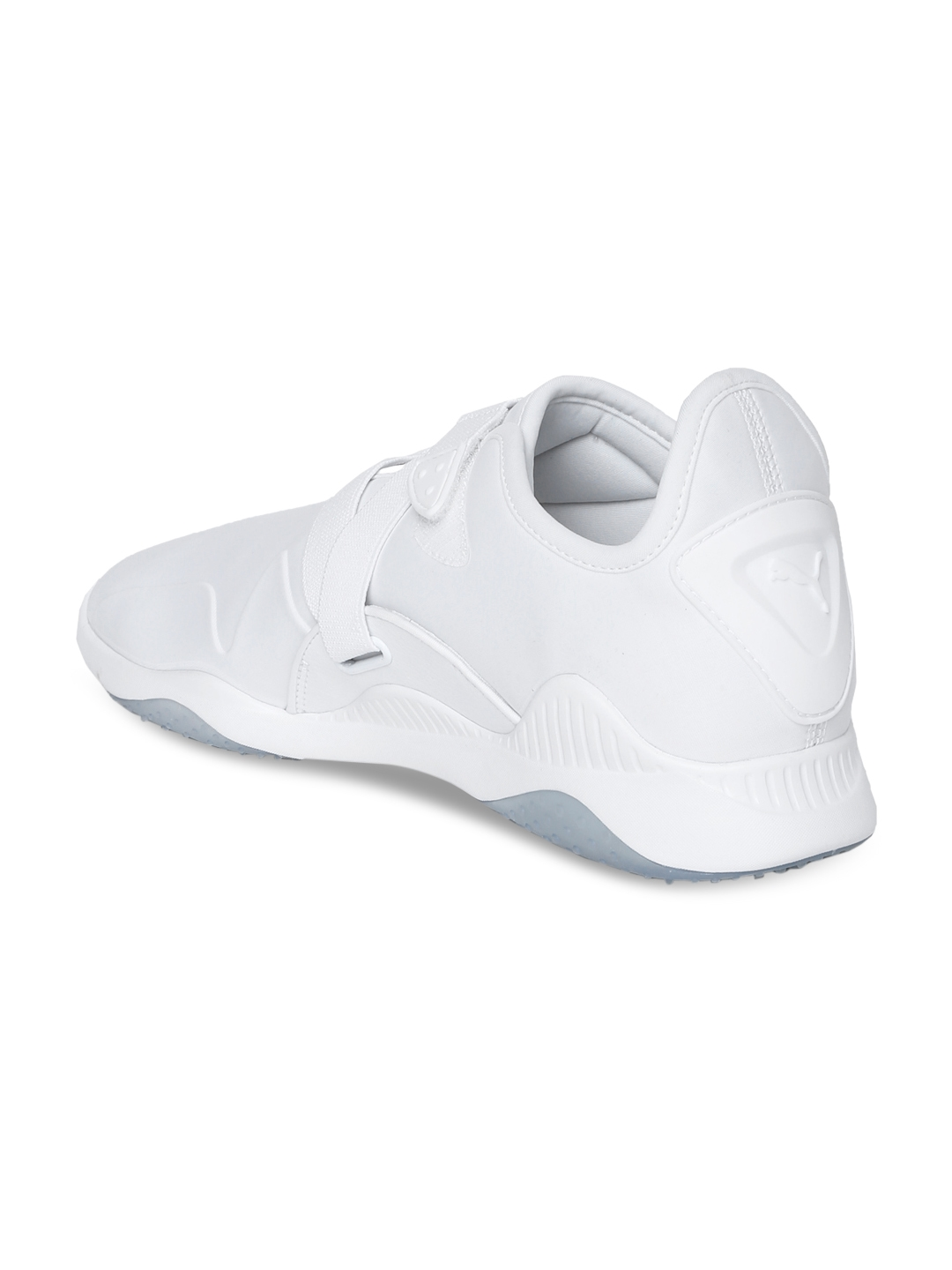 1b14b2e88287a9 Buy Puma Men White Slip On Mostro Core Tex Sneakers - Casual Shoes ...