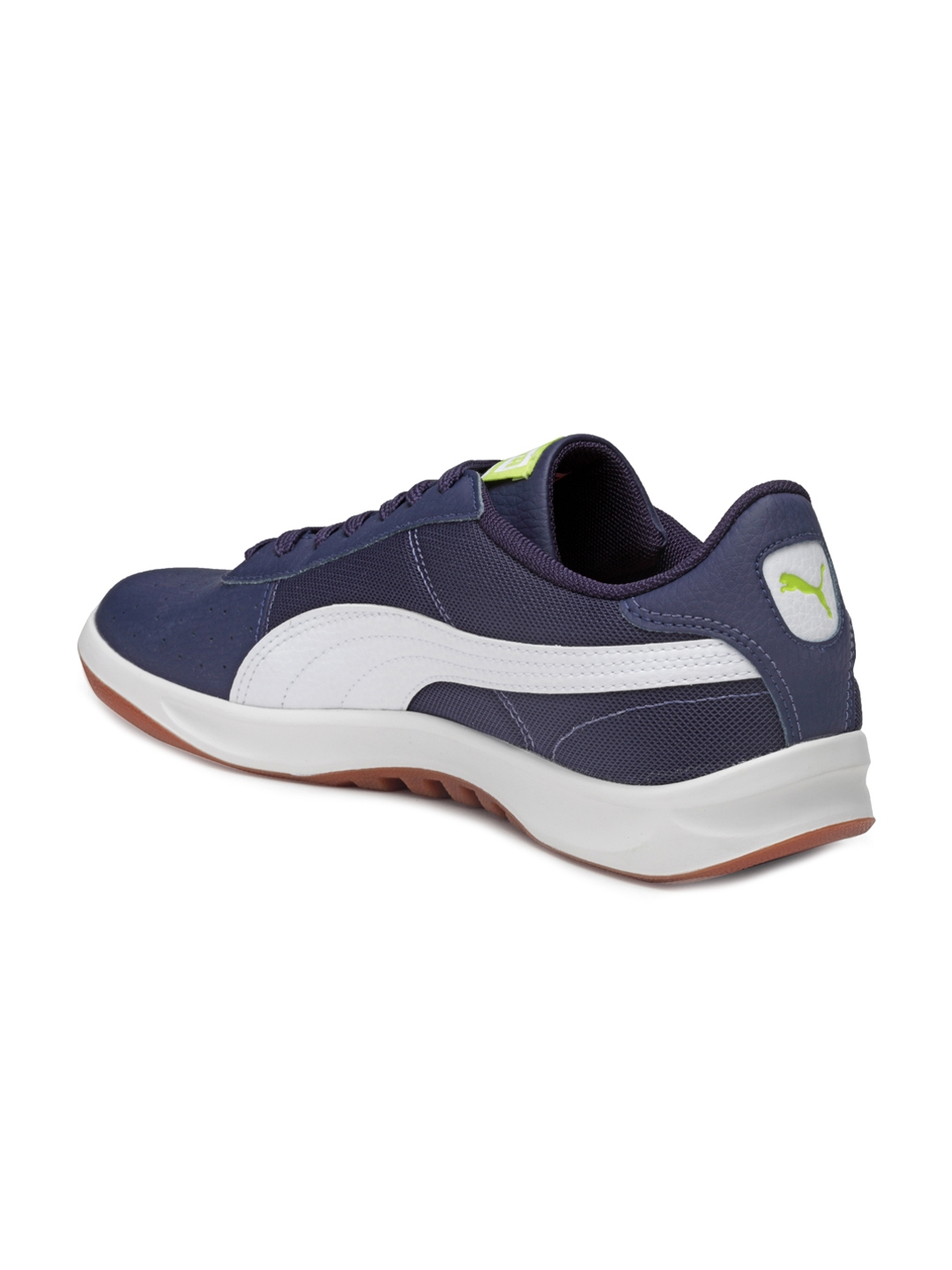 dbc7ebfe65ca Buy Puma Men Navy Blue G. Vilas 2 Core IDP Peacoat Puma White ...