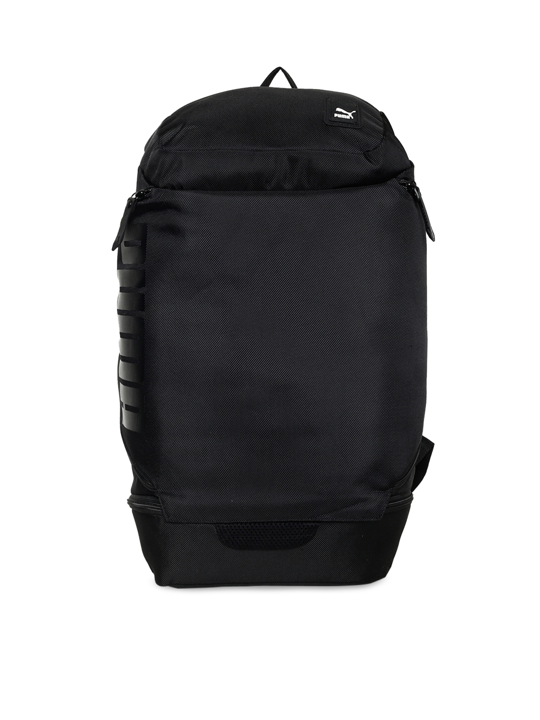 54d140f2b6 Buy Puma Unisex Black Solid Evo Block Backpack - Backpacks for ...