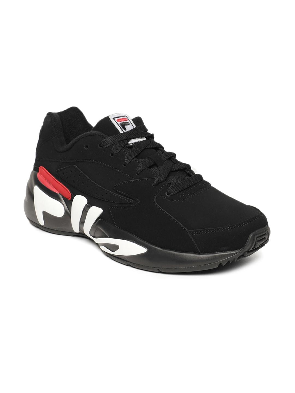 FILA Men Black MINDBLOWER Sneakers