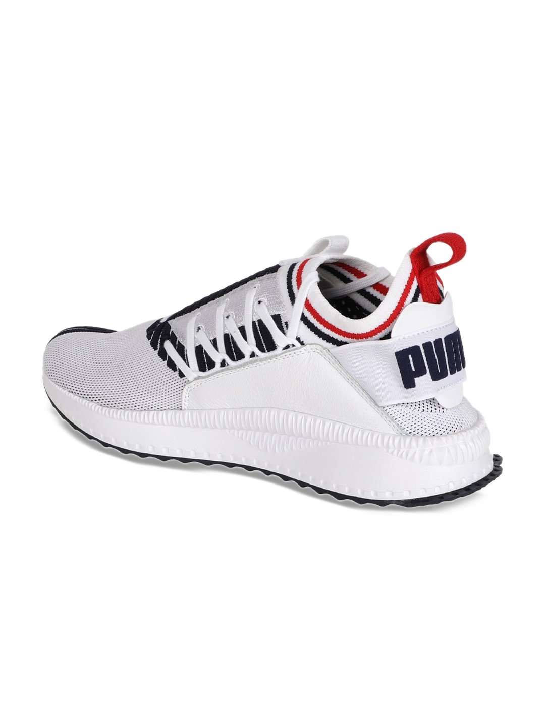 87ca1edaefb Buy Puma Unisex White TSUGI Jun Sport Stripes Sneakers - Casual ...