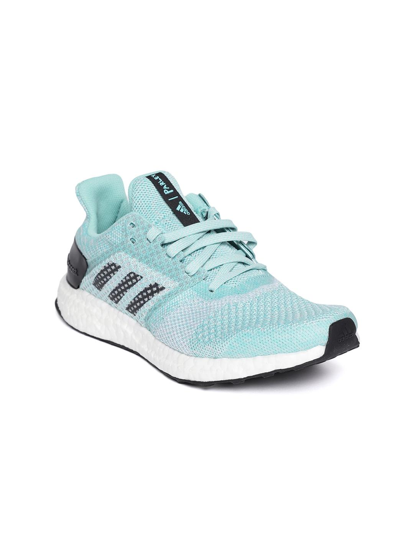 c76e8923c63c6 Buy ADIDAS Women Blue Ultraboost ST Parley Running Shoes - Sports ...