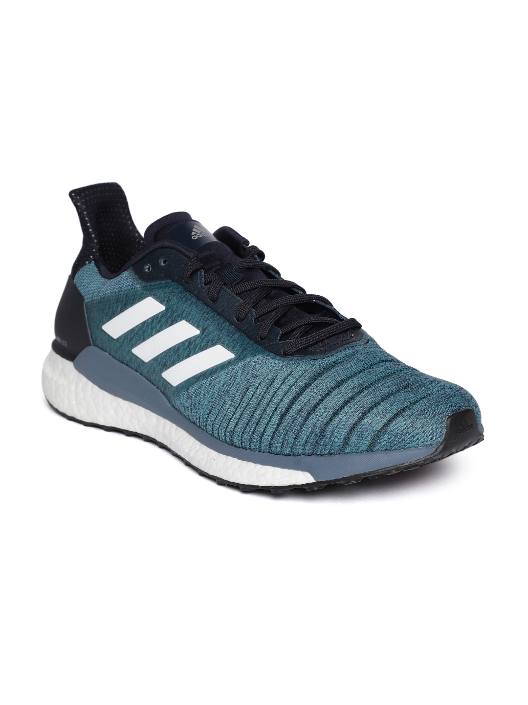 2e82882704aa22 Buy ADIDAS Men Blue Solar Glide Running Shoes - Sports Shoes for Men ...