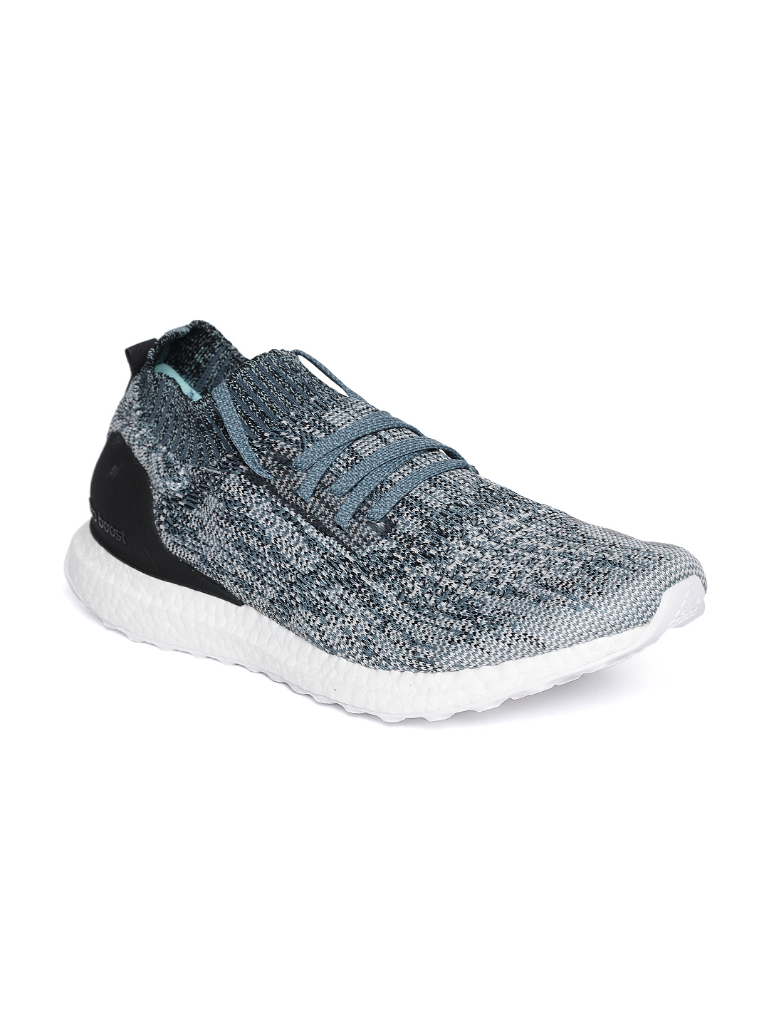 ad1f1fb17 Buy ADIDAS Men Blue   Grey Ultraboost Uncaged Parley Running Shoes ...