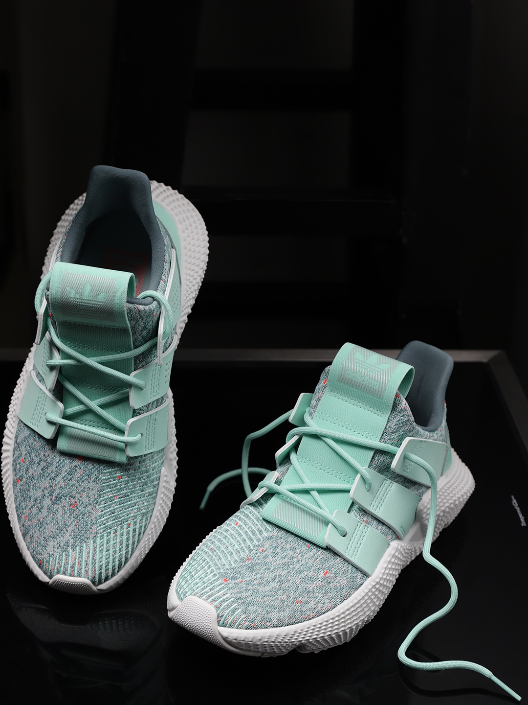 purchase cheap a9f86 bb279 ADIDAS Originals Women Mint Green Prophere Sneakers