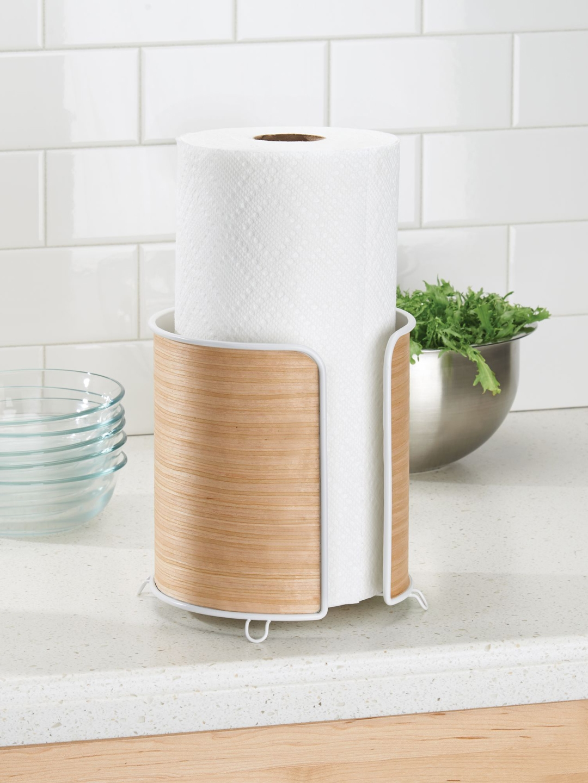 Buy Interdesign Brown Paper Towel Holder Kitchen Tools For Unisex 6802734 Myntra