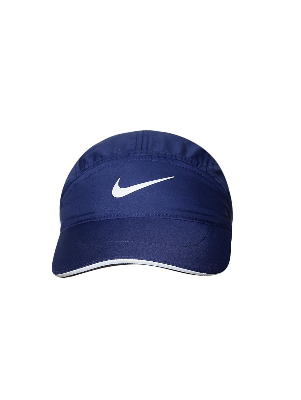 Buy Nike Unisex Blue U AROBILL TW ELITE Baseball Cap - Caps for ... c7266e17977