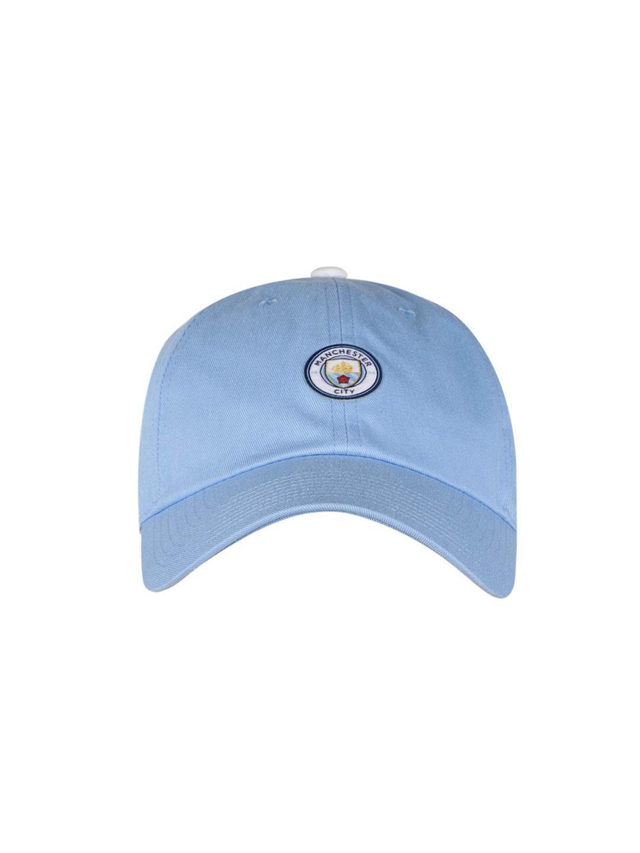 0fc78e162b0 Buy Nike Unisex Blue Solid Manchester City Baseball Cap - Caps for ...
