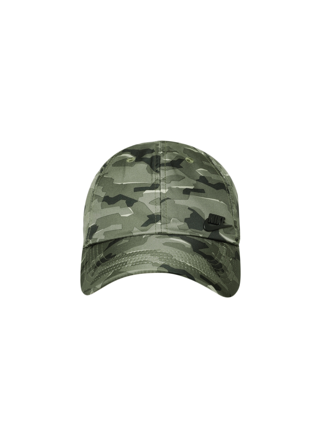 4b3b16555390d Buy Nike Unisex Green Camouflage Print Baseball Cap - Caps for ...