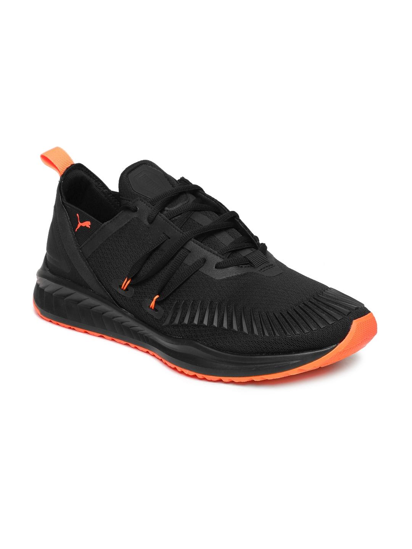 e096ccc07d4026 Buy Puma Men Black IGNITE Ronin Unrest Running Shoes - Sports Shoes for Men  6815957