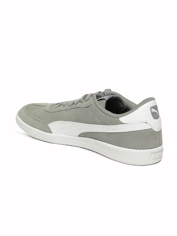 e9efa978e49f Buy Puma Men Grey Astro Cup Suede Sneakers - Casual Shoes for Men ...