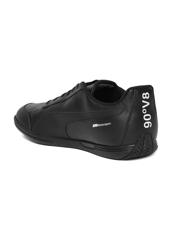 Buy Puma Men Black BMW MMS MCH II Sneakers - Casual Shoes for Men ... e28706608