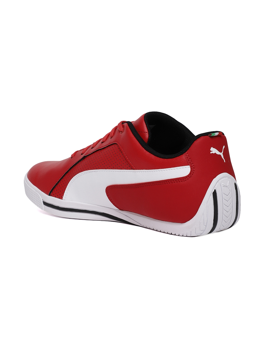 cd99038f7ad0b9 Buy Puma Men Red SF Selezione II Sneakers - Casual Shoes for Men ...
