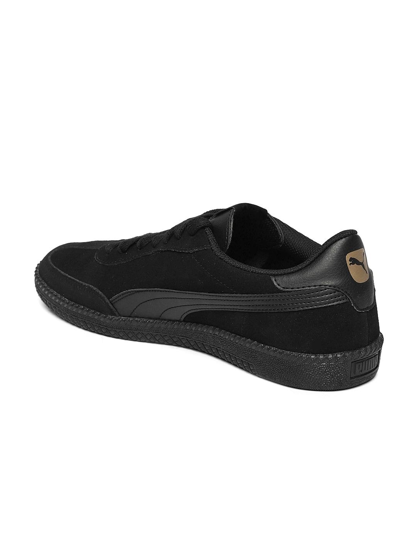 0cec5768 Buy Puma Men Black Astro Cup Suede Sneakers - Casual Shoes for Men ...