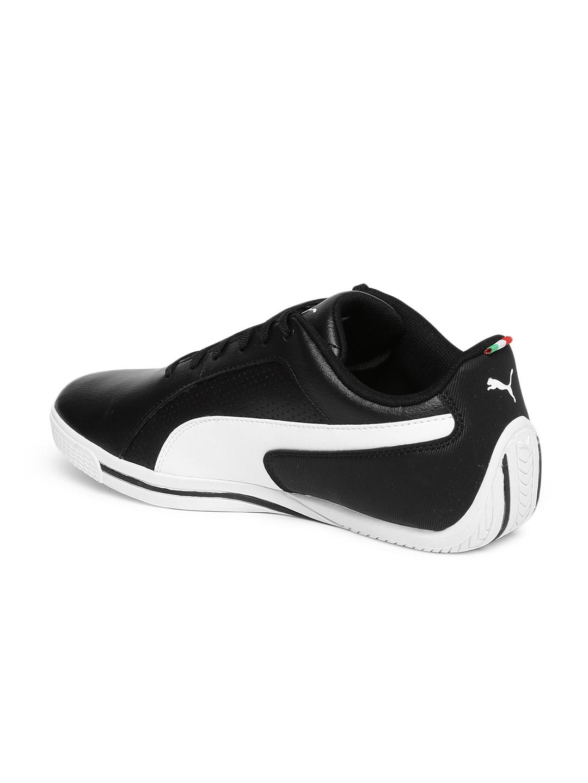 e2438db47fd1 Buy Puma Men Black SF Selezione II Sneakers - Casual Shoes for Men ...