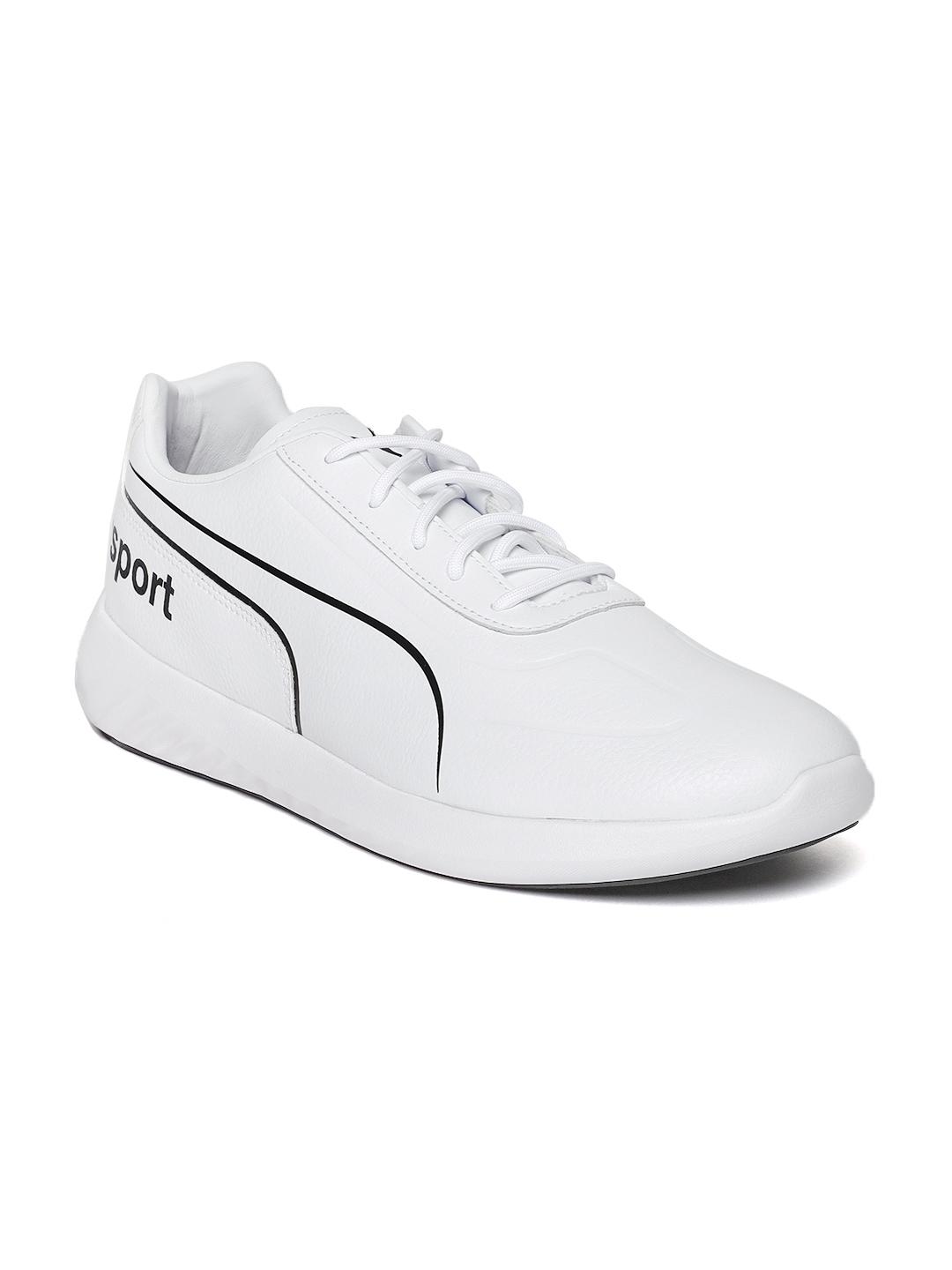 380b37a91915 Buy Puma Men White BMW MMS Speed Cat Evo Sneakers - Casual Shoes for ...