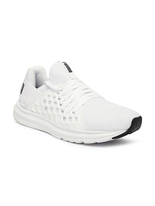 3b832913290330 Buy Puma Men White Enzo NF Training Shoes - Sports Shoes for Men ...