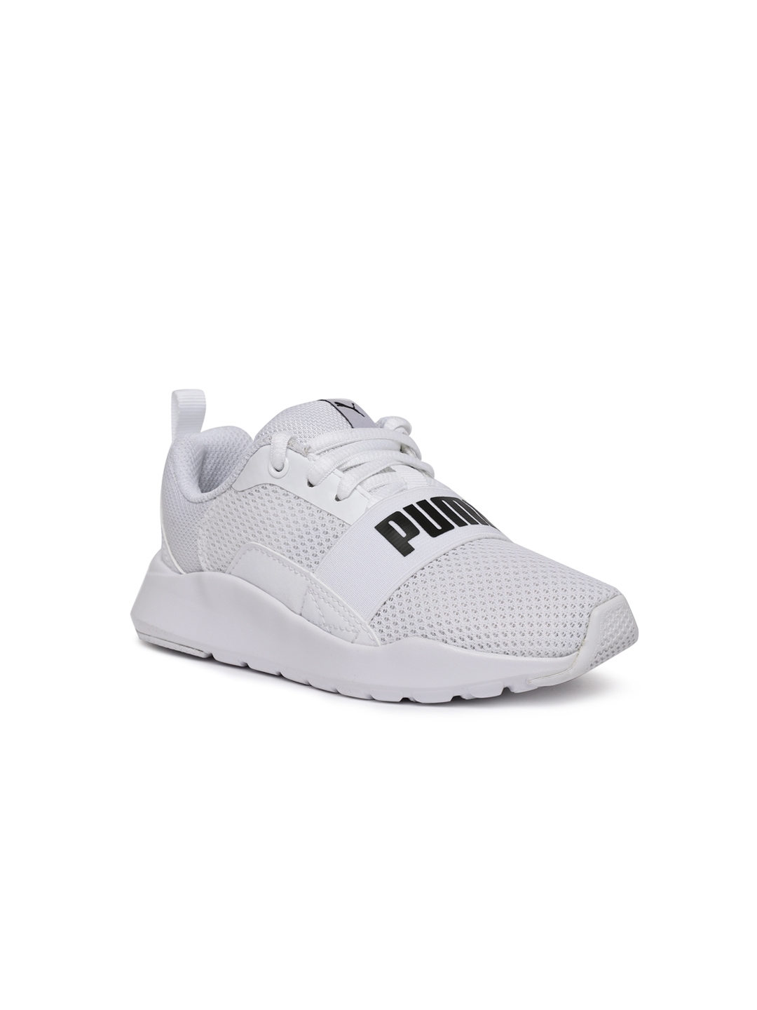 eebb1964a581 Buy Puma Unisex White Wired PS Sneakers - Casual Shoes for Unisex ...