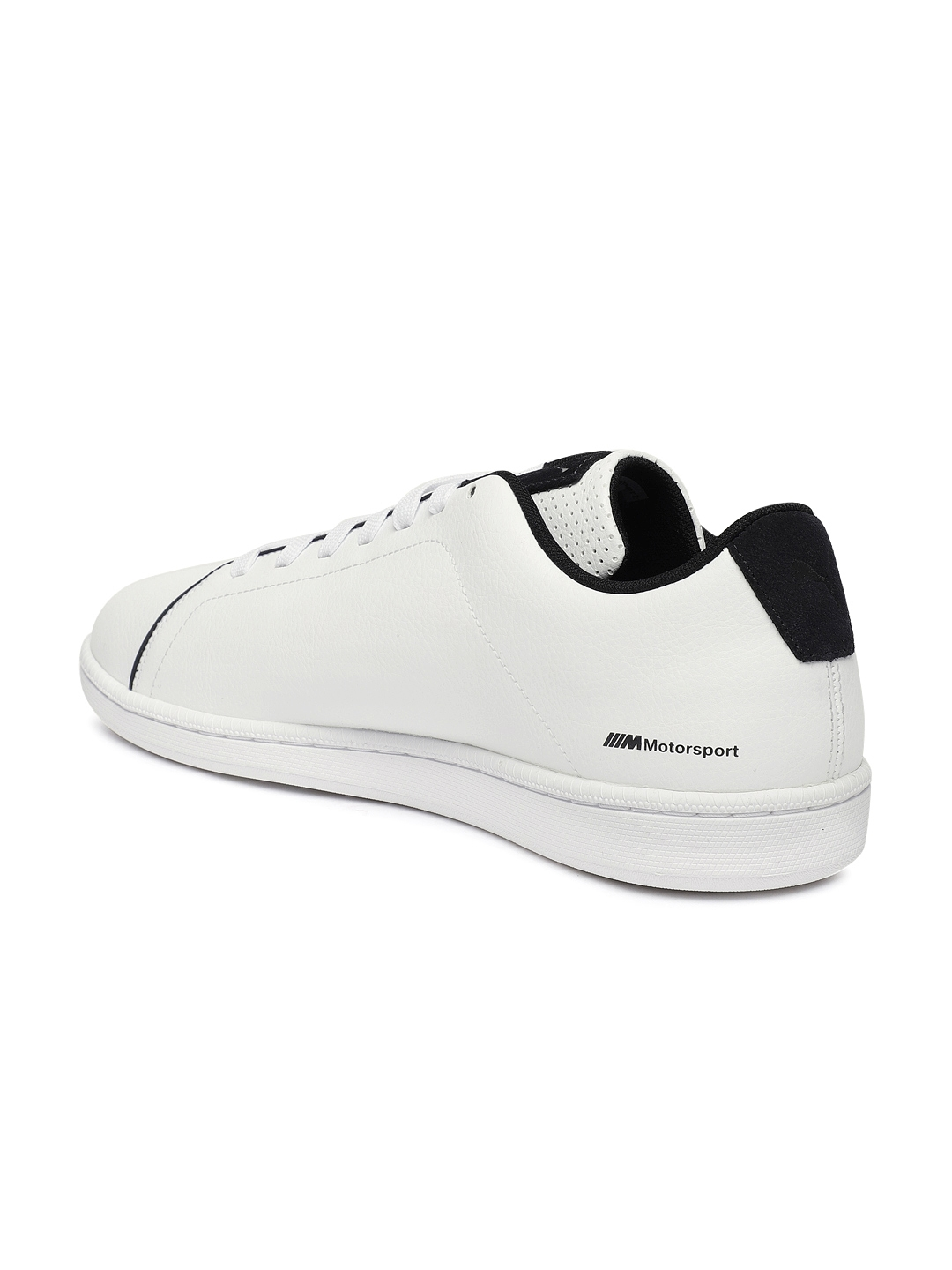 b7d5cf62b01954 Buy Puma Men White BMW Motorsport Court Perf Sneakers - Casual Shoes ...