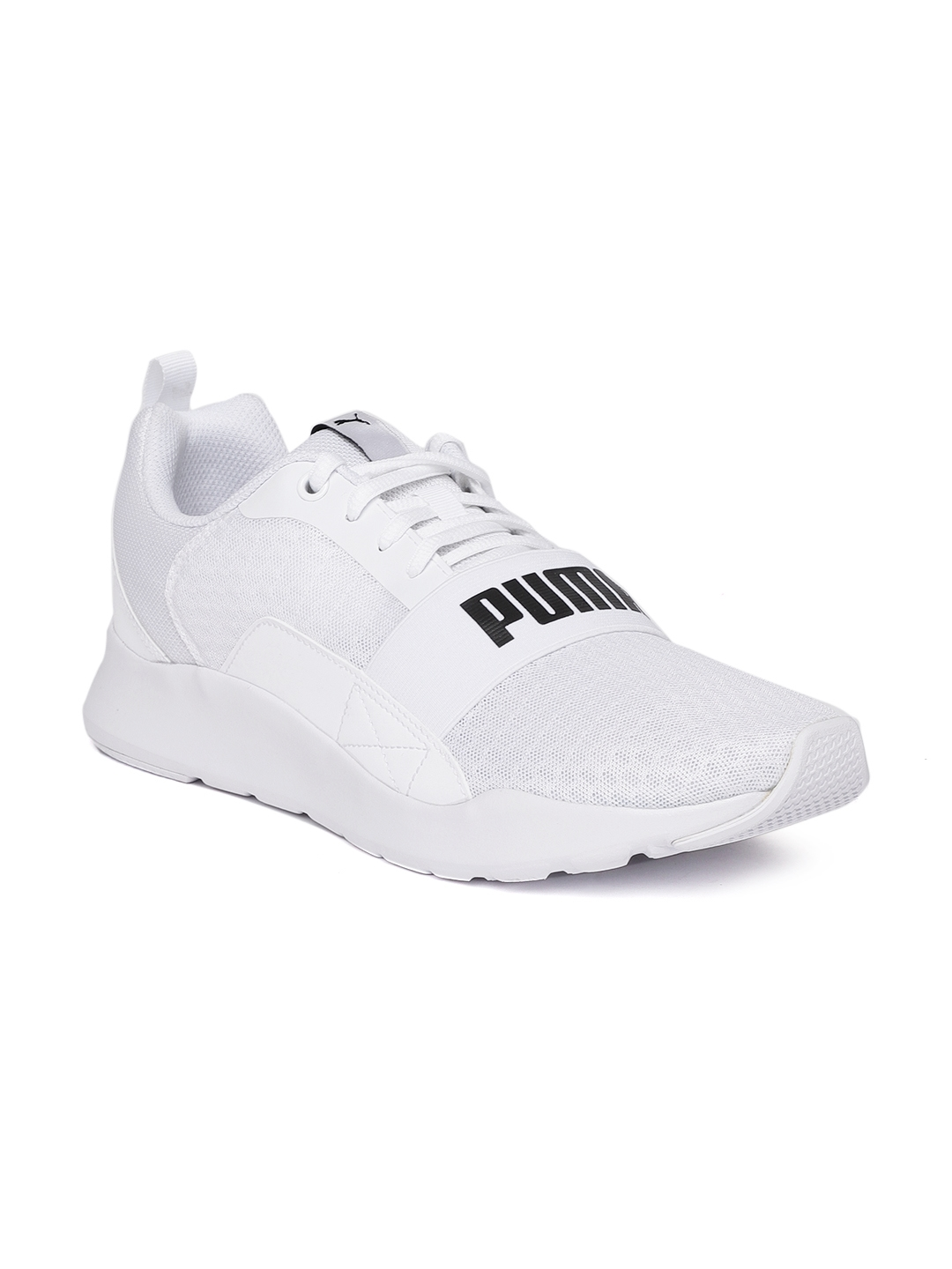 50c17d691864 Buy Puma Men White Wired Casual Sneakers - Casual Shoes for Men ...