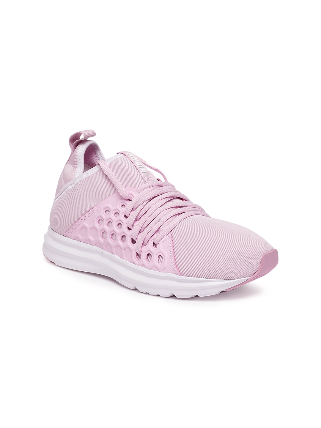 8bcc5d899ec0 Buy Puma Women Pink Enzo NF Mid Wn s Training Shoes - Sports Shoes ...