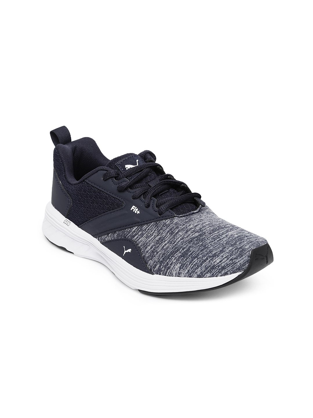 0754d597f51bfd Buy Puma Kids Navy Blue NRGY Comet Junior Sneakers - Casual Shoes ...