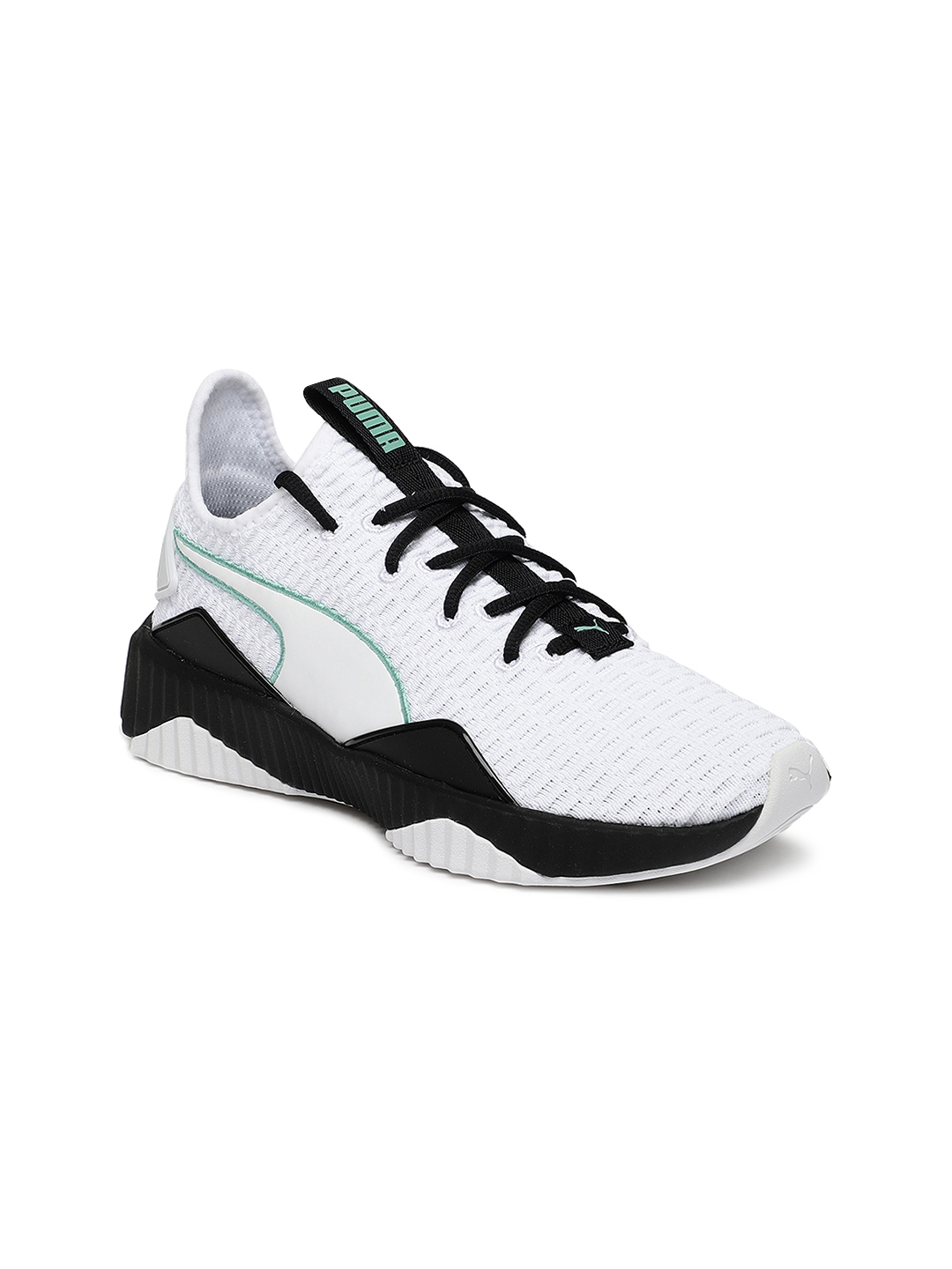 Buy Puma Women White Defy Training Shoes - Sports Shoes for Women ... 1816d582155