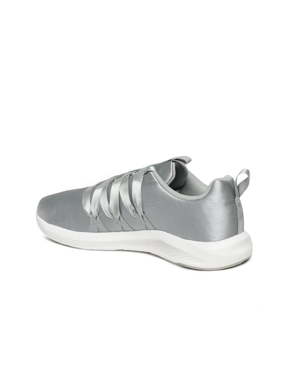 00702e06dcd4 Buy Puma Women Grey Prowl Alt Satin Training Shoes - Sports Shoes ...