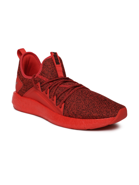 e502e28ca3f Buy Puma Men NRGY Neko Knit Running Shoes - Sports Shoes for Men ...
