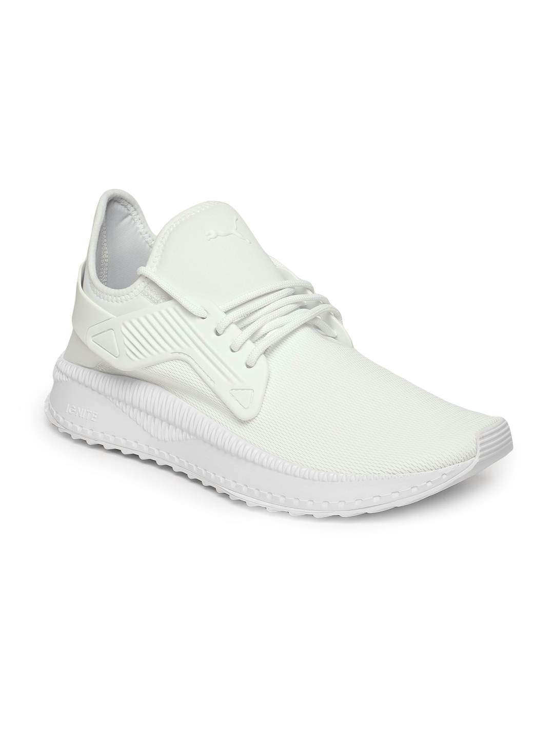 choose authentic limited style newest style Puma Men White TSUGI Cage Sneakers
