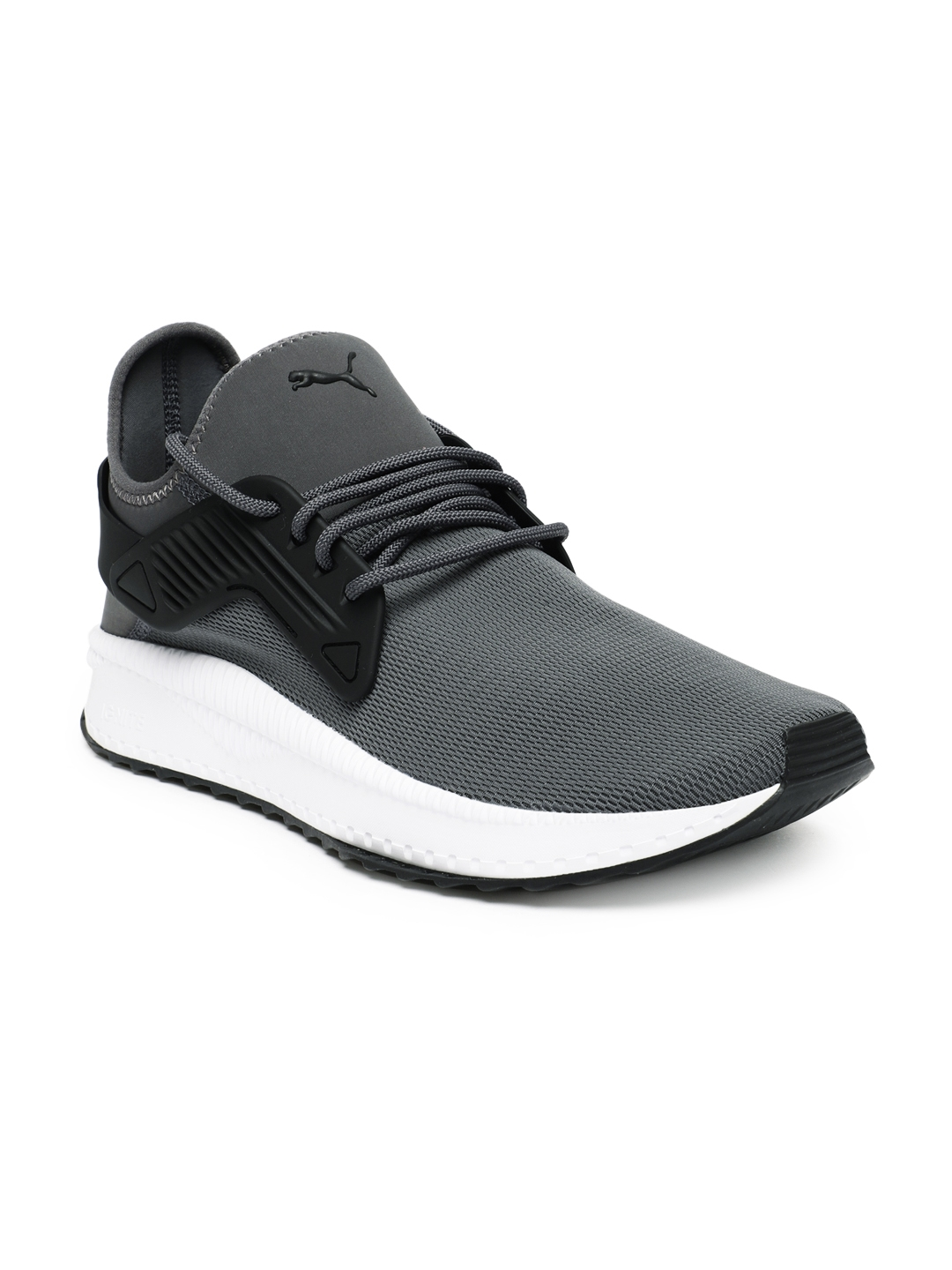 4bd4d43aac5 Buy Puma Men TSUGI Cage Grey Casual Shoes - Casual Shoes for Men ...