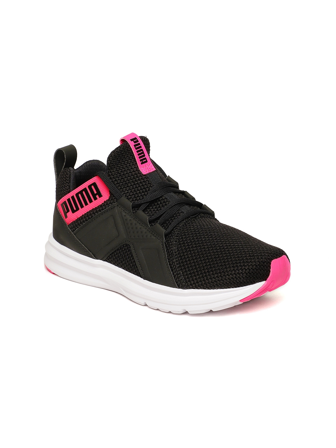 a2a3c067b86b Buy Puma Women Black Enzo Weave Traning Shoes - Sports Shoes for ...