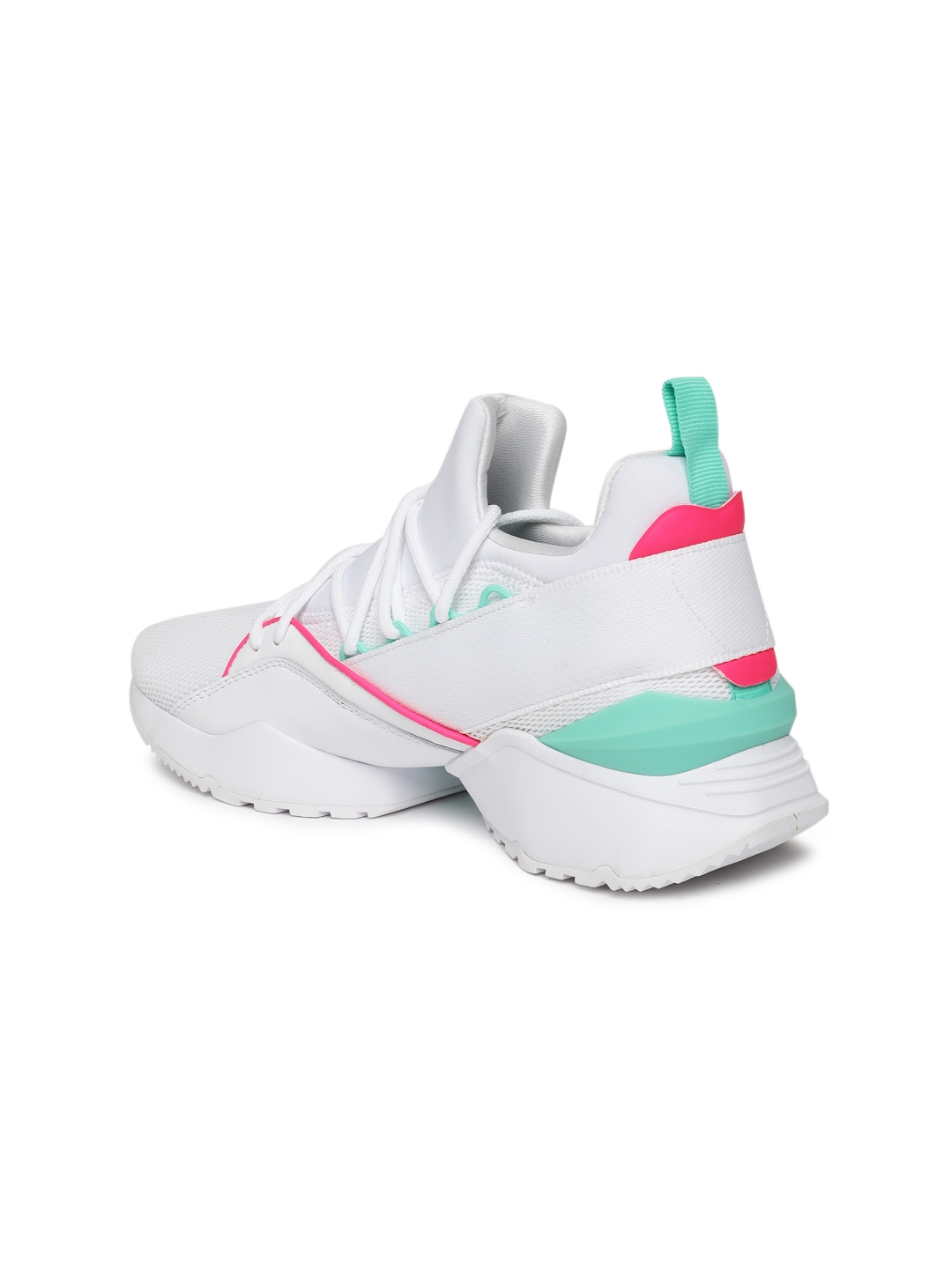 Buy Puma Women White Muse Maia Street 1 Sneakers - Casual Shoes for ... 3885f24c5