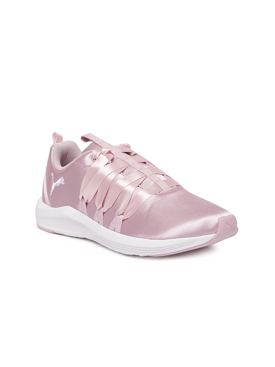 45a429559bb2 Buy Puma Women Pink Prowl Alt Satin Wn s Training Shoes - Sports ...