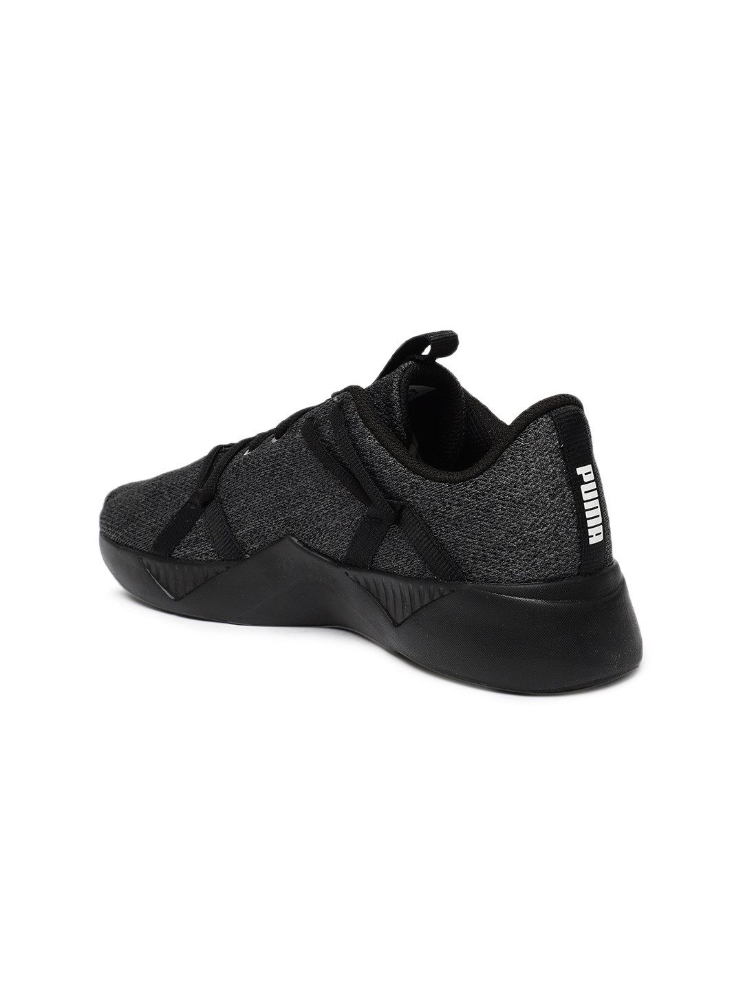 460bb923d9159 Buy Puma Women Black Incite Knitted Training Shoes - Sports Shoes ...