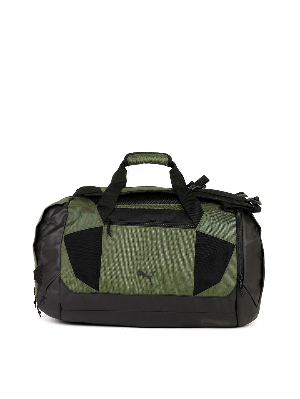 Buy Puma Unisex Olive Energy 2 Way Backpack Cum Duffel Bag - Duffel ... 7a3aab1568fbf