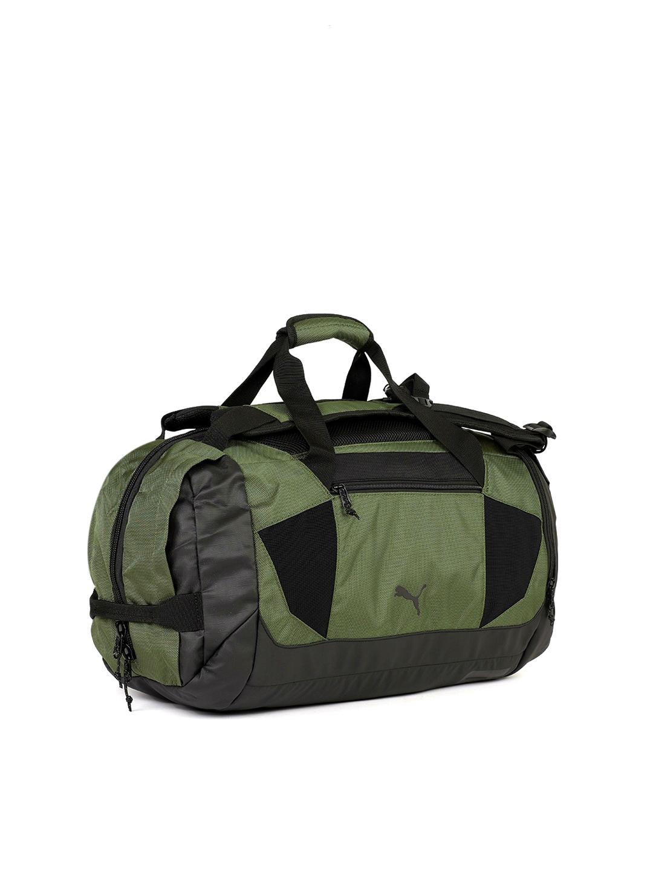 4ca6e3478041 ... Buy Puma Unisex Olive Energy 2 Way Backpack Cum Duffel Bag - half off  58d3c bda3b ...
