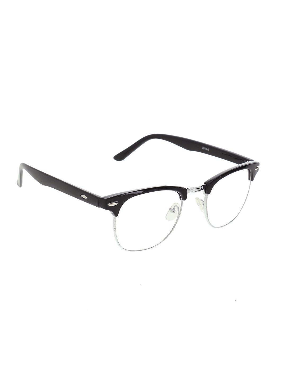 9a5cc1a609 Buy VAST Unisex CLUBMASTER Clear Browline Sunglasses - Sunglasses ...