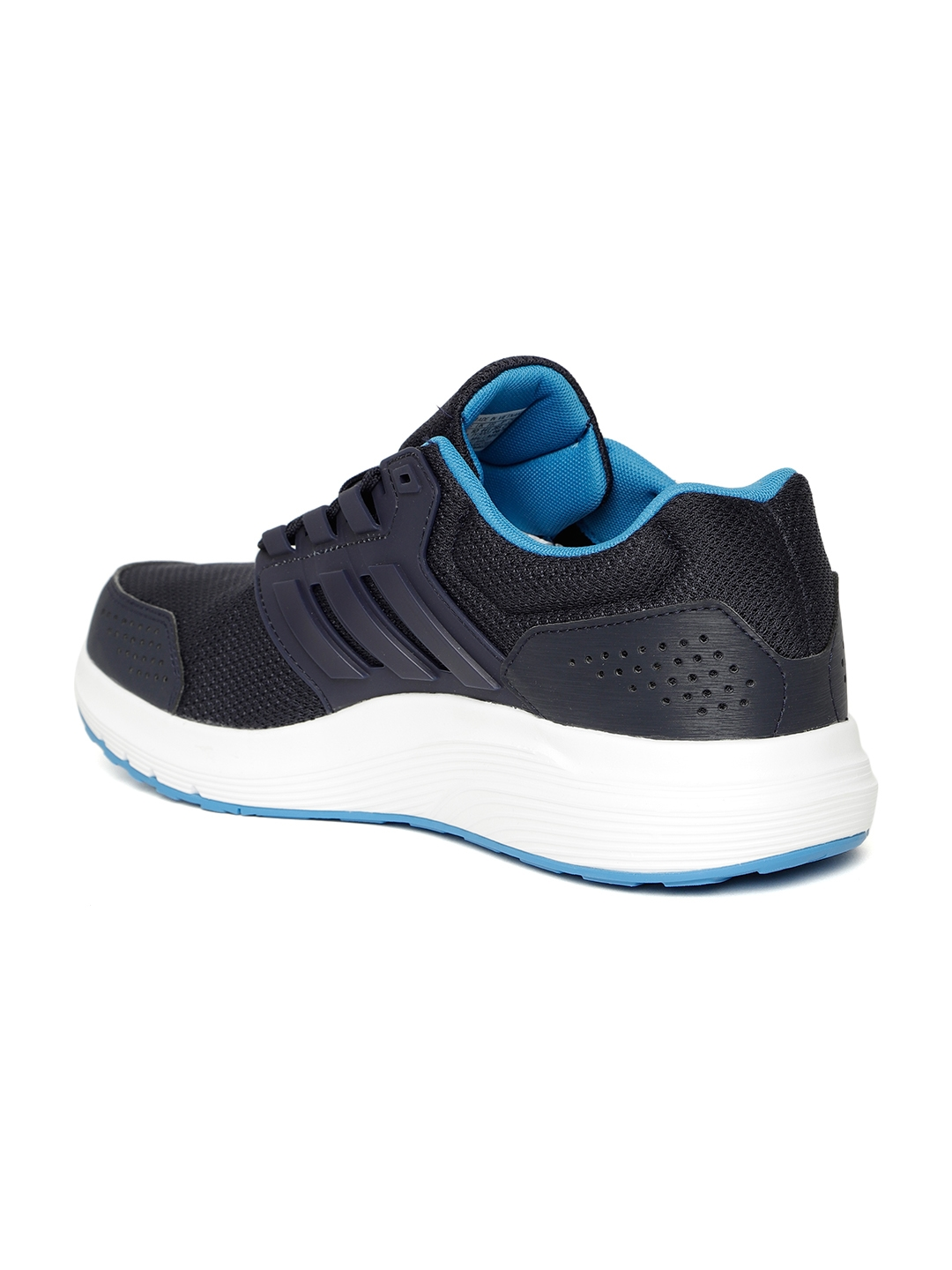 new product a0e80 47a8f Adidas Men Navy Blue GALAXY 4 Running Shoes