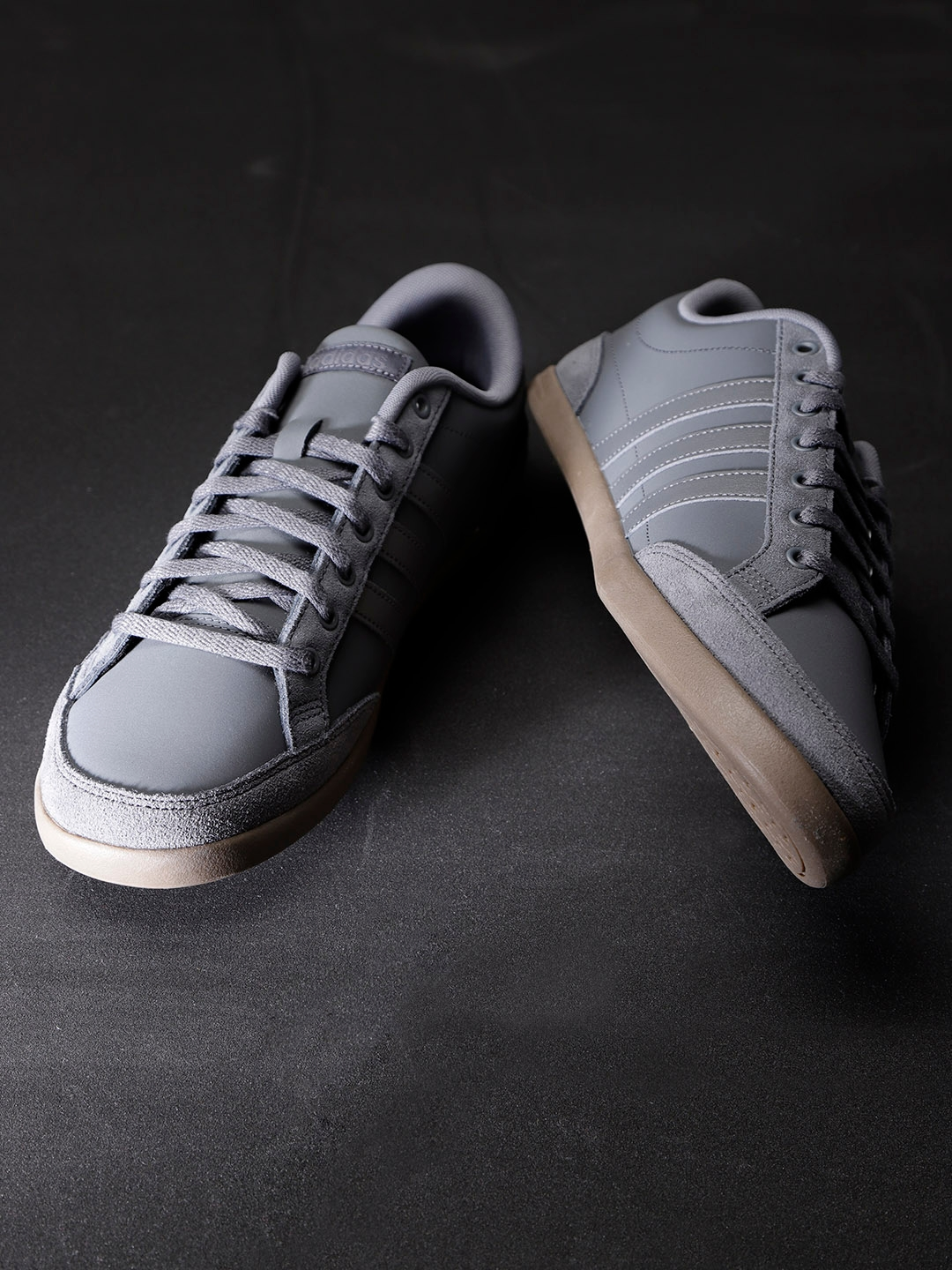 best sneakers e4297 33391 ADIDAS Men Grey CAFLAIRE Tennis Shoes