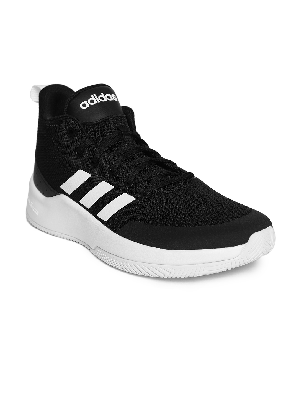 d54a3c75b40d Buy ADIDAS Men Black Speed END2END Basketball Shoes - Sports Shoes ...
