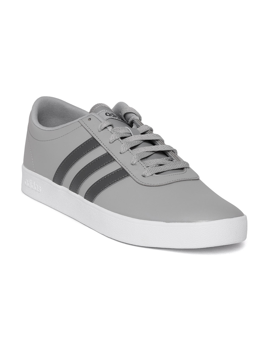 ADIDAS Men Grey Easy VULC 2.0 Skateboarding Shoes