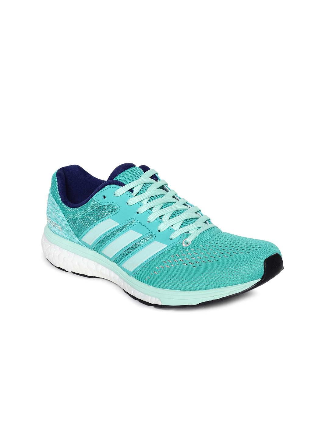 release date c132a de82e ADIDAS Women Blue ADIZERO BOSTON 7 W Running Shoes