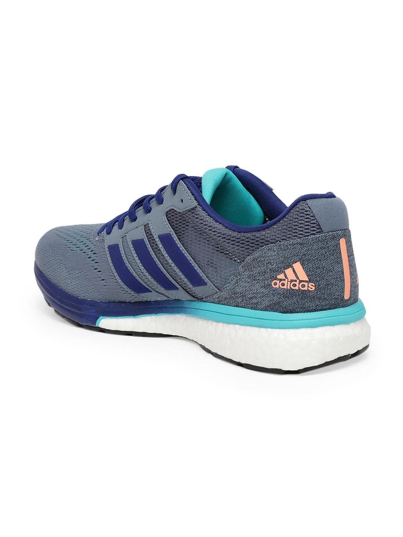 Buy ADIDAS Men Grey ADIZERO BOSTON 7 M Running Shoes - Sports Shoes ... a93f35c16