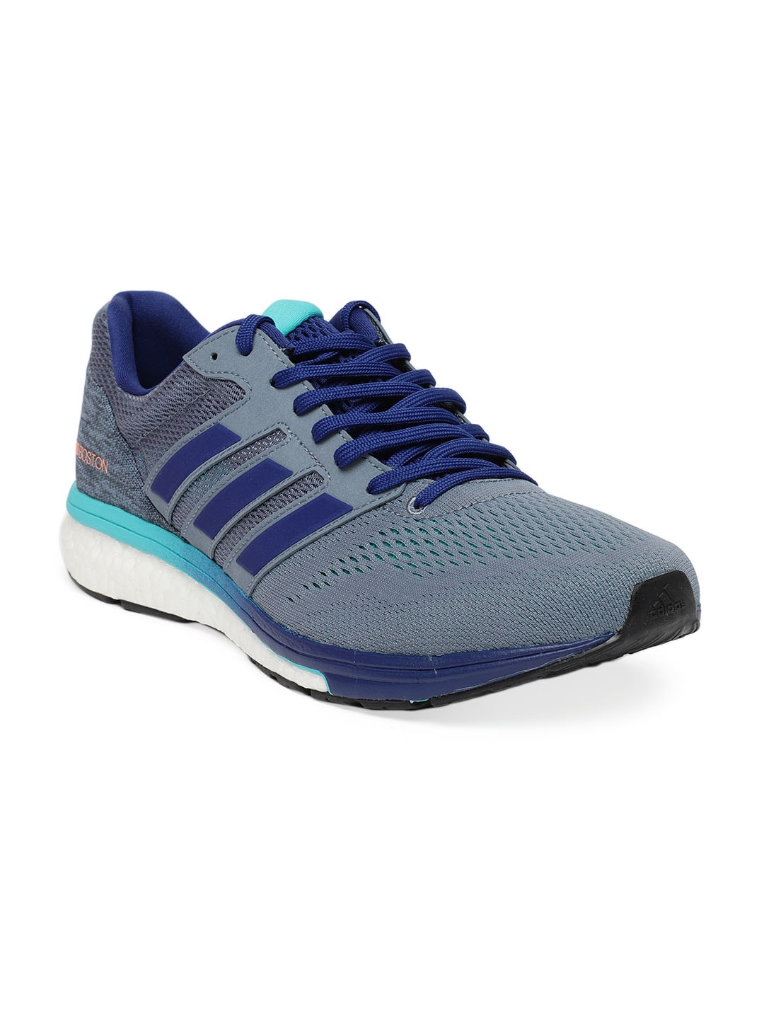 new product 97a26 e5a48 ADIDAS Men Grey ADIZERO BOSTON 7 M Running Shoes