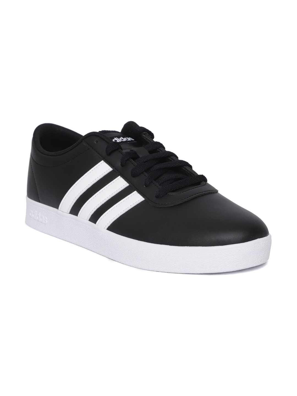 Buy ADIDAS Originals Men Black Easy VULC 2.0 Skateboard Sneakers ... fdf58f50cd